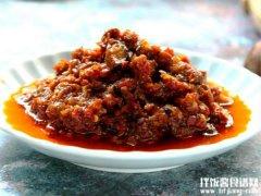 拌饭神器家庭版香菇辣椒酱